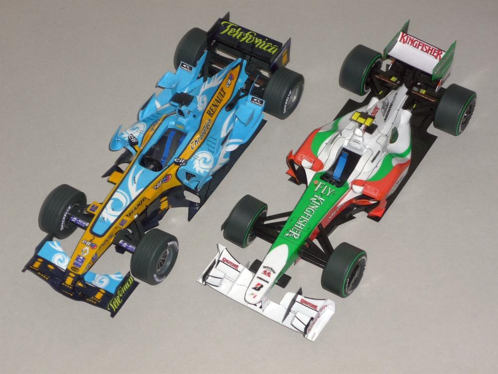 Renault R26 - Giancarlo Fisichella - GP Turecka 2006