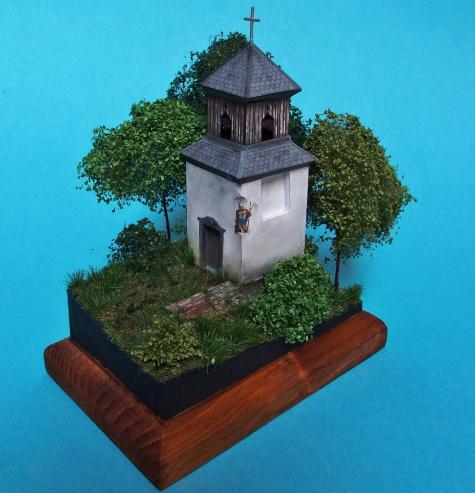 Zvonica z Marčeka