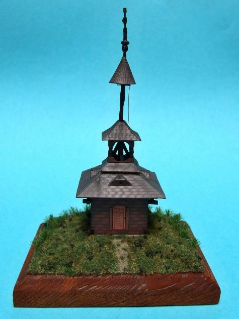 Zvonica z Lutíš