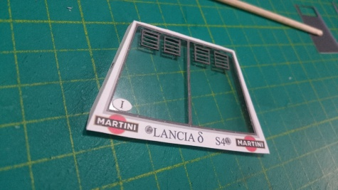 Lancia Delta S4 , TdC 1986