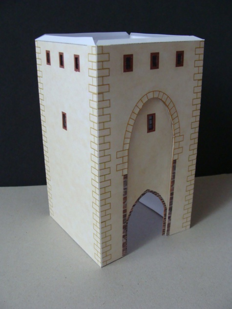 Pražská brána Beroun