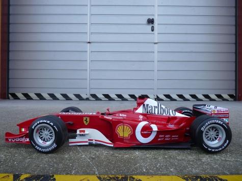 FERRARI F 2003 GA   -   2003