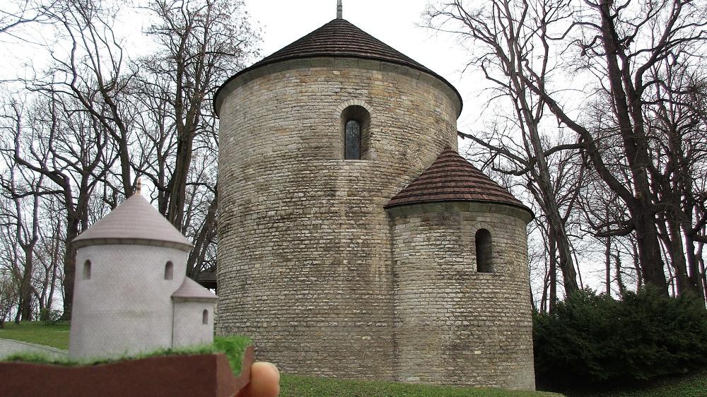 Rotunda sv. Mikuláše a sv. Václava - Těšín