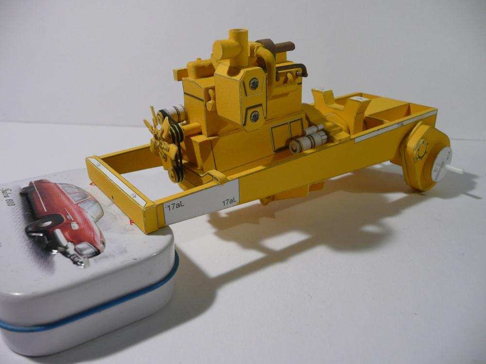 Dozer ČTZ T-130