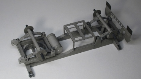 Zetor 162 45 + Velkoobjemový přívěs