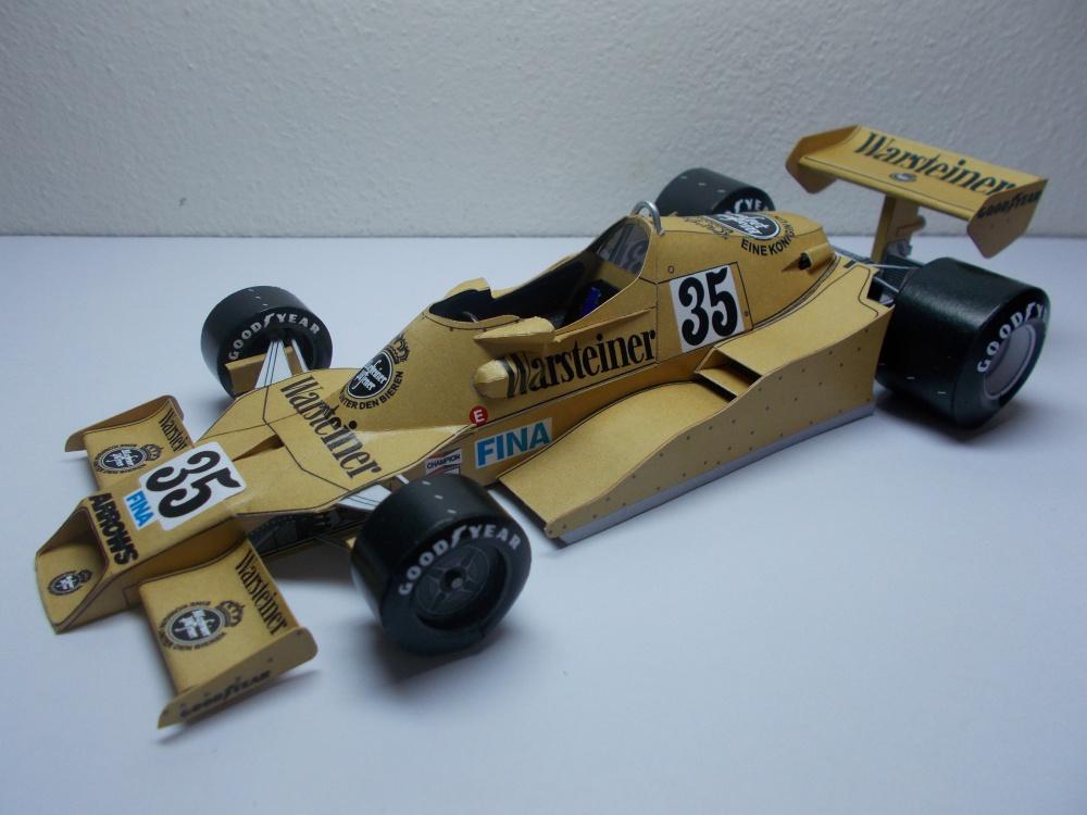 Arrows FA1 - Monaco