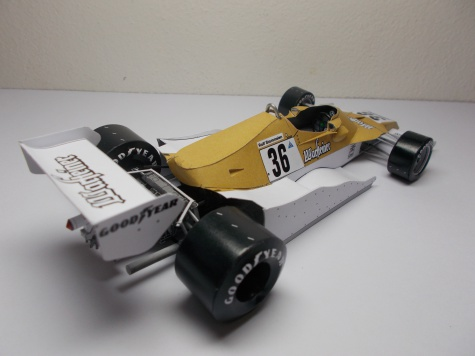 Arrows FA1 - South Africa