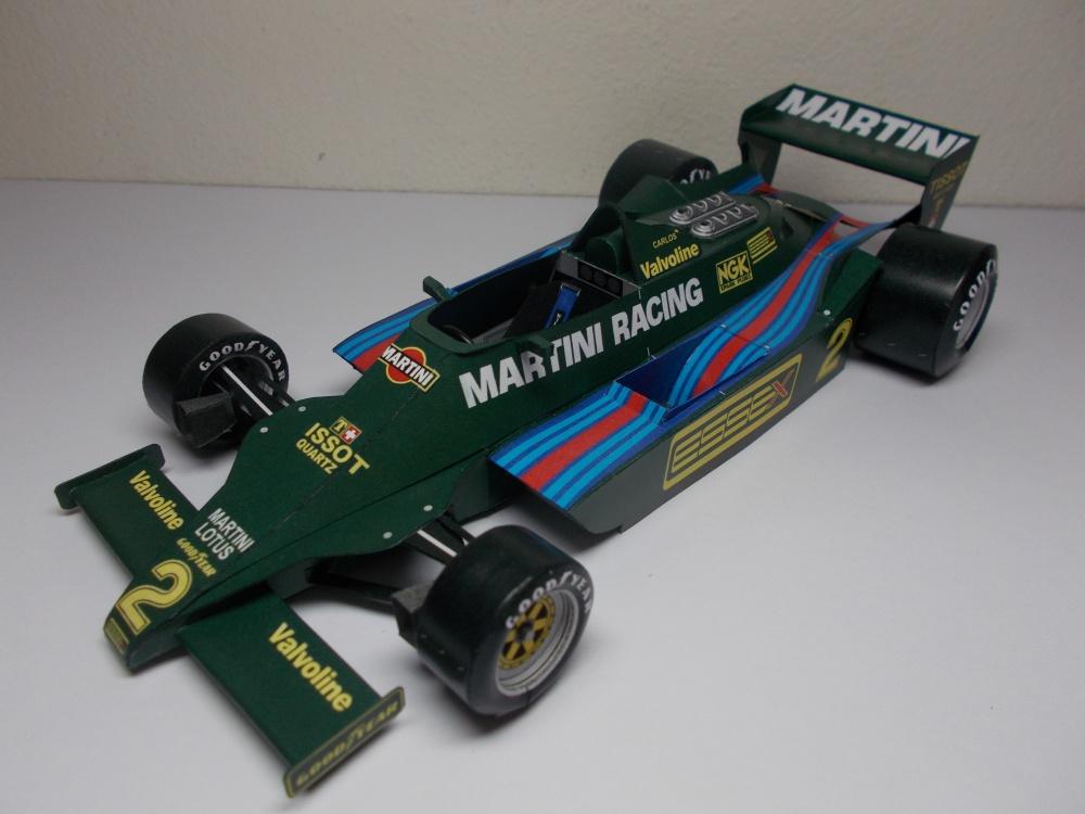 Lotus 79 Martini