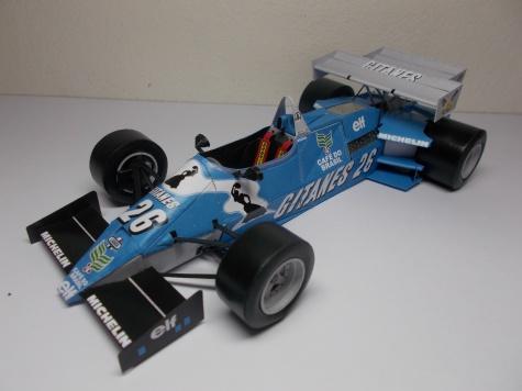 Ligier JS21 Monaco