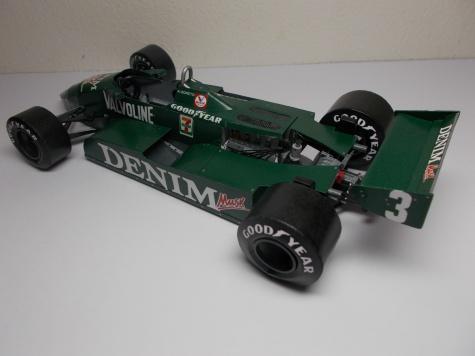 Tyrrell 011 GP USA