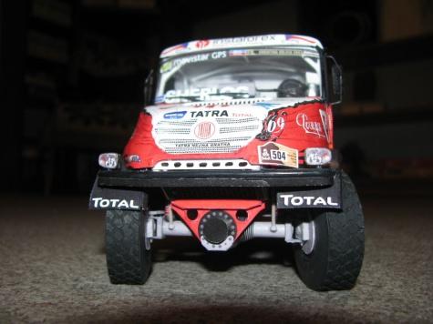 Tatra Jamal 4x4 QUEEN