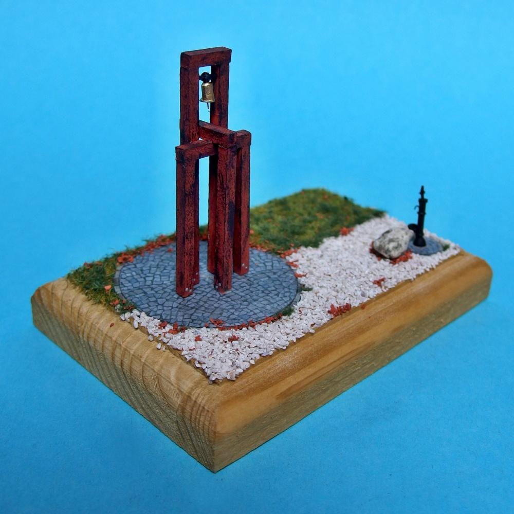Zvonica z Čínova u Klatov