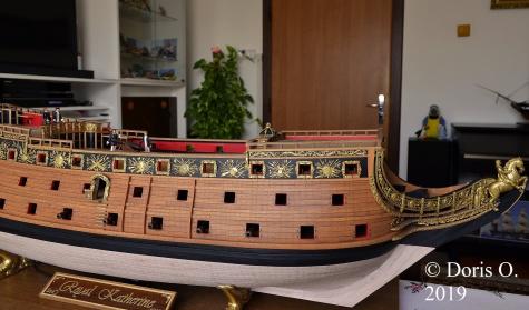 HMS ROYAL KATHERINE 1664
