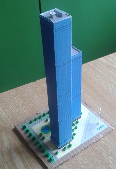 OKO Tower - Oko Business Centre Complex