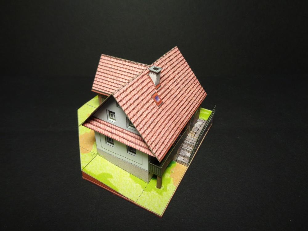 Domek z východních čech