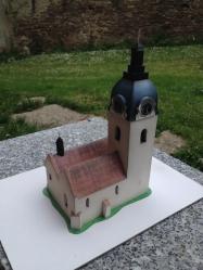 kostel sv. Vavøince - Putim