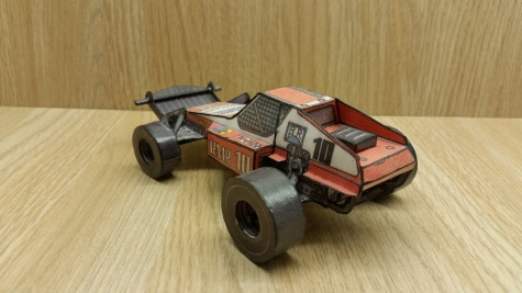 Racing Buggy Rough Rider