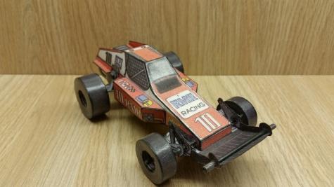 Racing Buggy Rough Rider