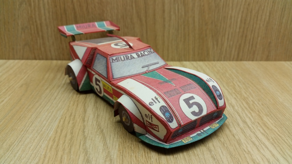 Miura Racing