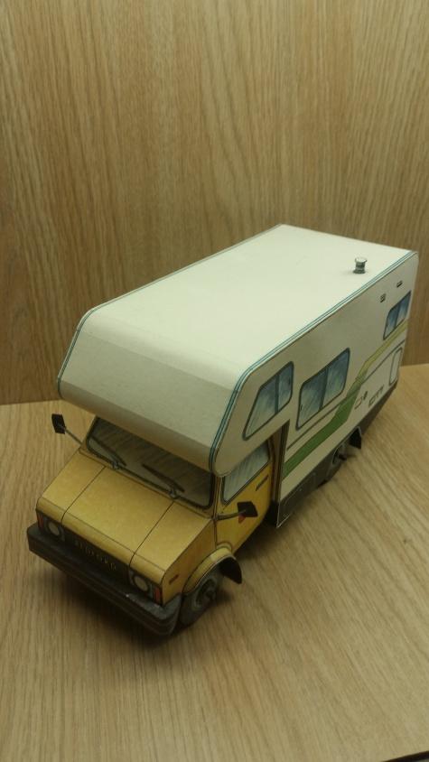 Autocaravan Bedford