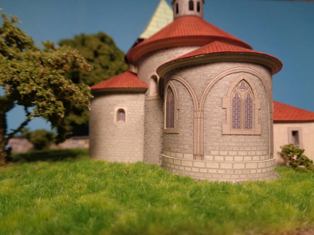 Rotunda Narození Panny Marie (Holubice)