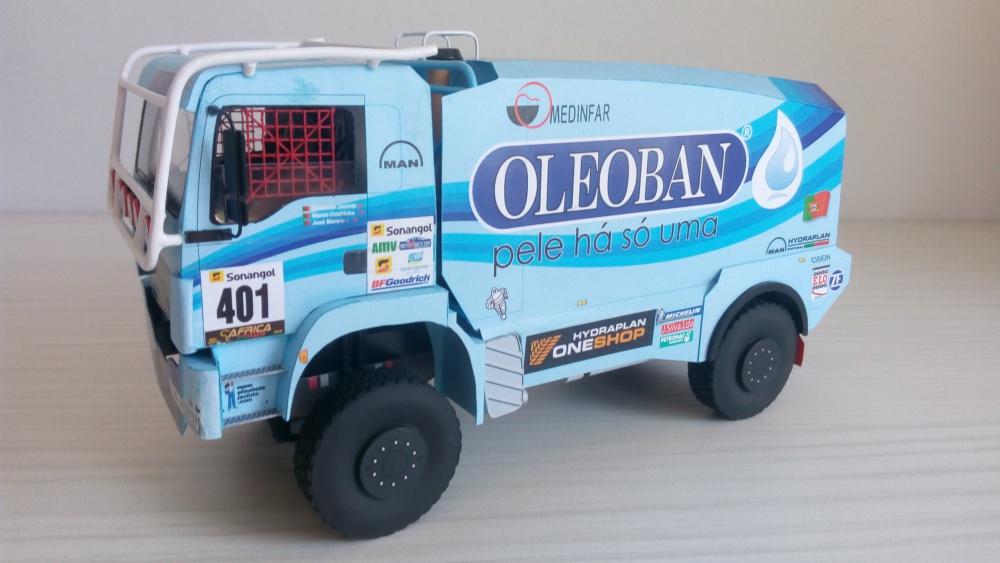 Man TGS 18.480 Dakar 2014