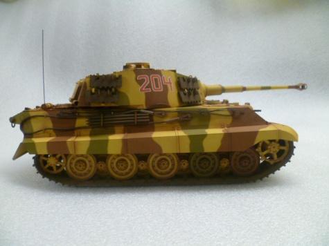 PzKpfw VI Tiger II Ausf:B Königstiger