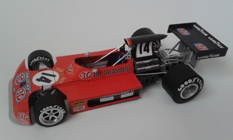 March 731G, Roger Williamson, GP Holandsko 1973