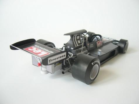 March 731G, David Purley, GP Monaco 1973