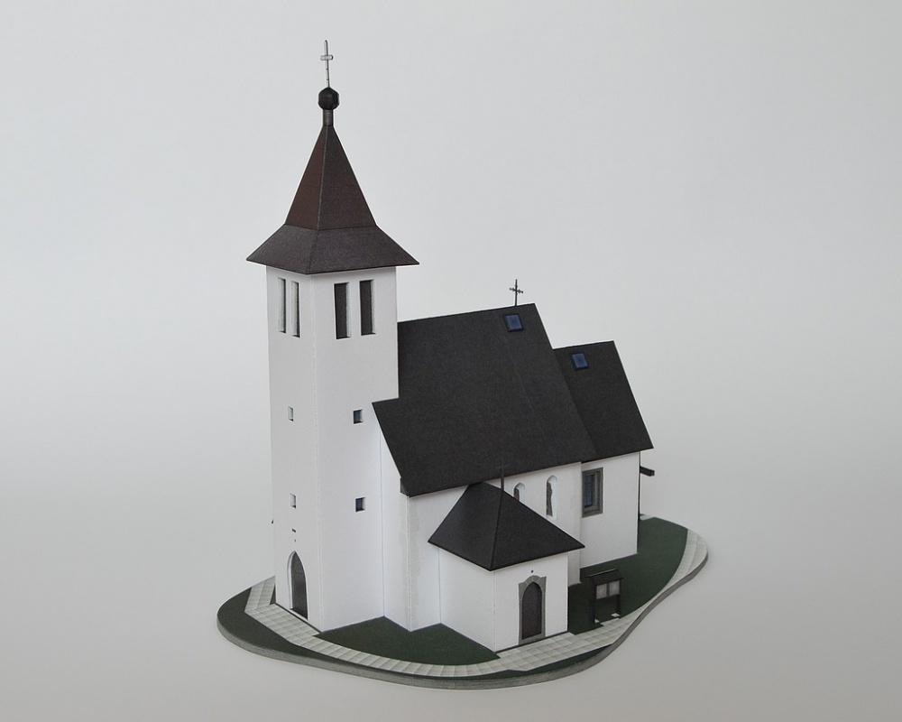 Kostol sv. Márie Magdalény - Danišovce