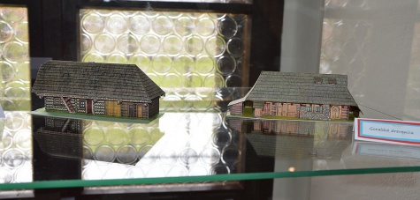 Papierová architektúra v Galante