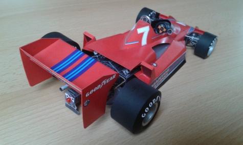 Brabham BT45B, 1977