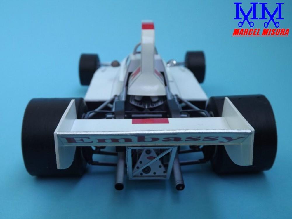 Lola T370, Graham Hill, 1974,
