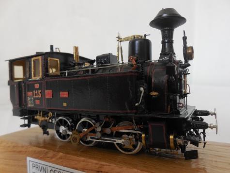 Parní lokomotiva rady 313.432