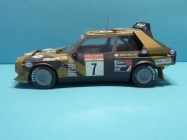 Lancia S4 Grifone rally team