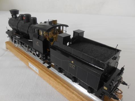 Parní lokomotiva řady 434.1100   Čtyřkolak