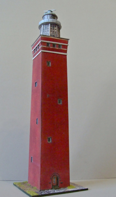 Ouddorp lighthouse