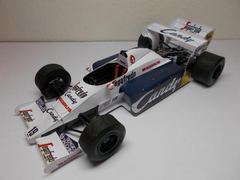 Toleman TG184, Ayrton Senna, GP Monaco 1984