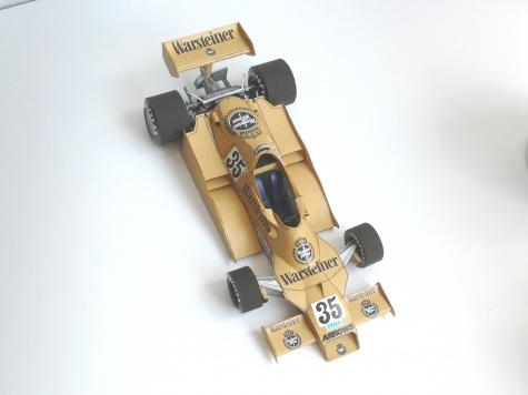 ARROWS FA1,   1978