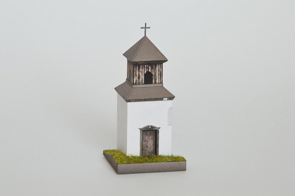 Zvonica v Marčeku