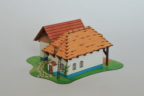 Vinohradnícke stavby z juhovýchodnej Moravy