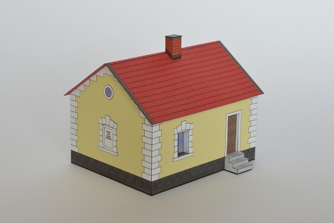 Rodný dom Jozefa Kronera v Staskove