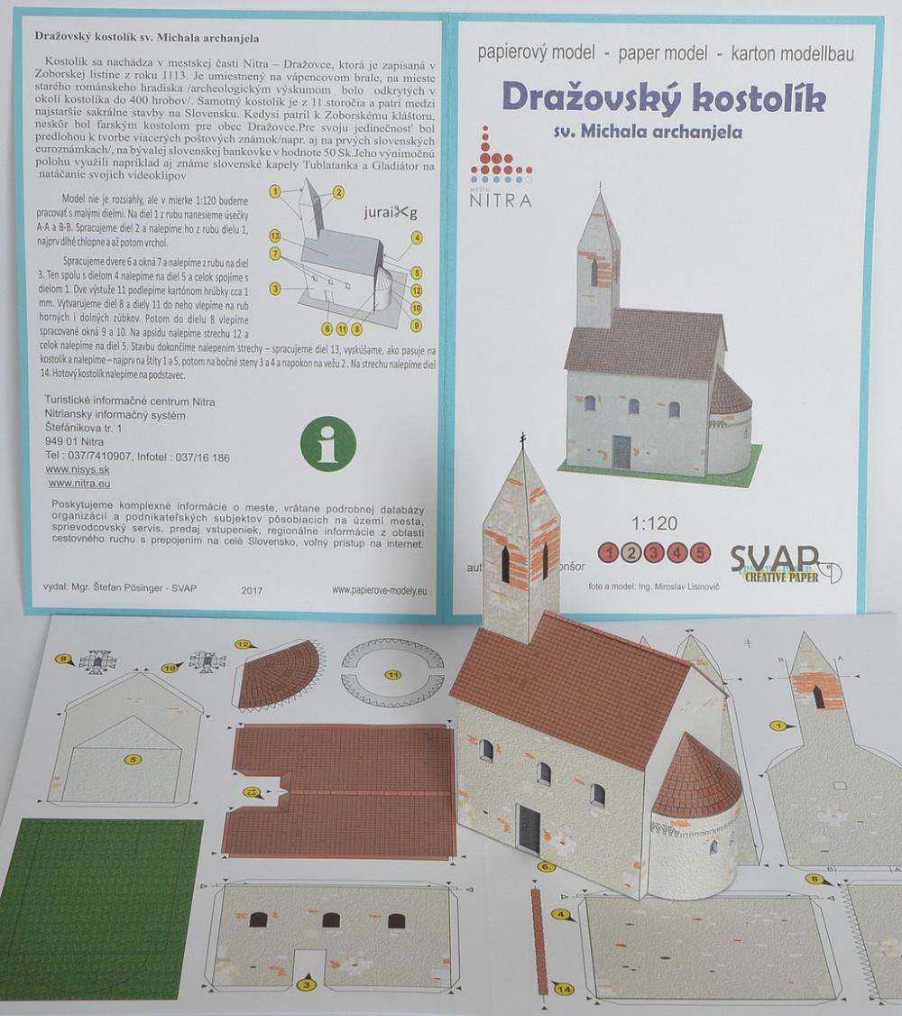 Kostol sv. Michala archanjela v Drazovciach