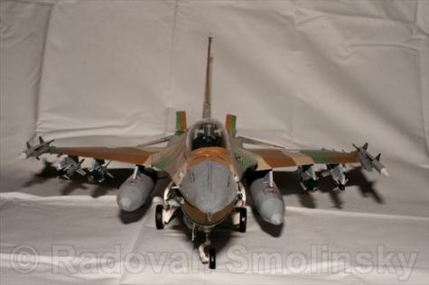 IAF F-16C Barak 1/33