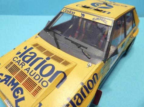 Lancia Delta  RAC 1990