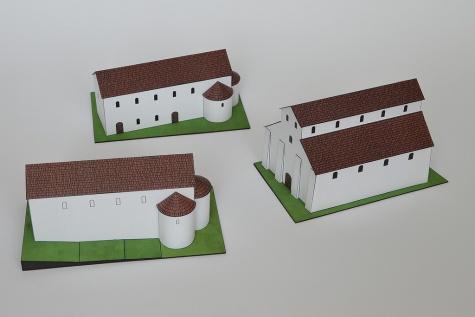 Velkomoravské kostoly