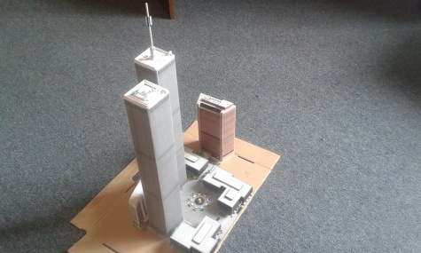 World Trade Center - Twin Towers (WTC)
