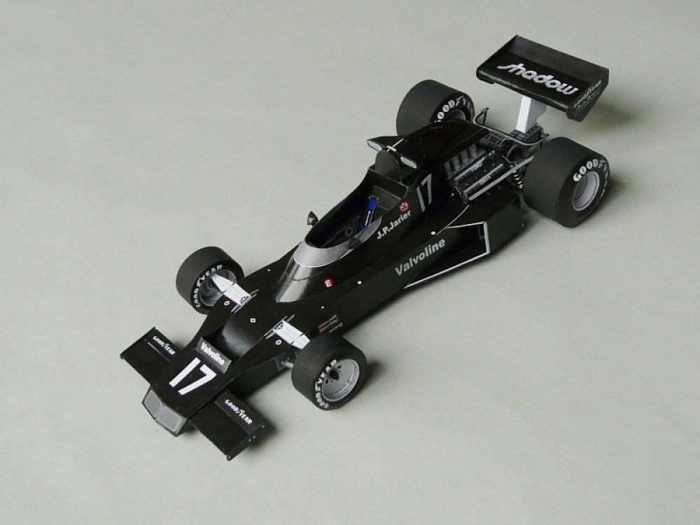 Shadow DN5B, GP Monaco 1976