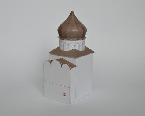 Chrám sv. Cyrila a Metoda v Stropkove