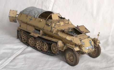 Sd.Kfz. 251/1 Ausf. C